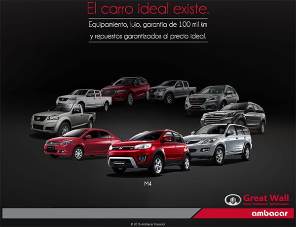 el carro ideal